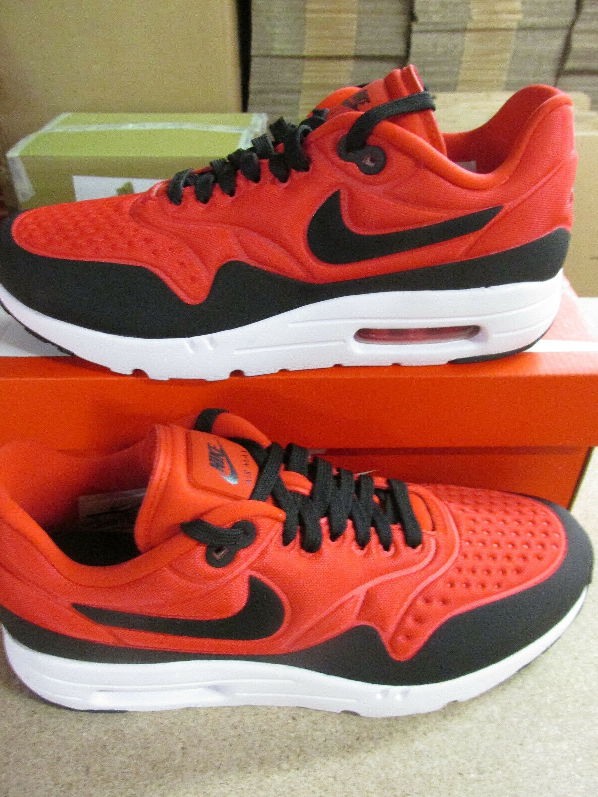 Nike Air Max 1 Ultra SE Mens Running Trainers 845038 600 Sneakers Shoes