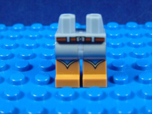 8 Serie Minifiguras Lego x 1 piernas para la vaquera de serie 8 piezas