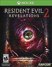 Resident Evil Revelations 2 (Microsoft Xbox One) NEW