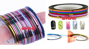 30-Pcs-Mixed-Colors-Rolls-Striping-Tape-Line-Nail-Art-Tips-Decoration-Sticker