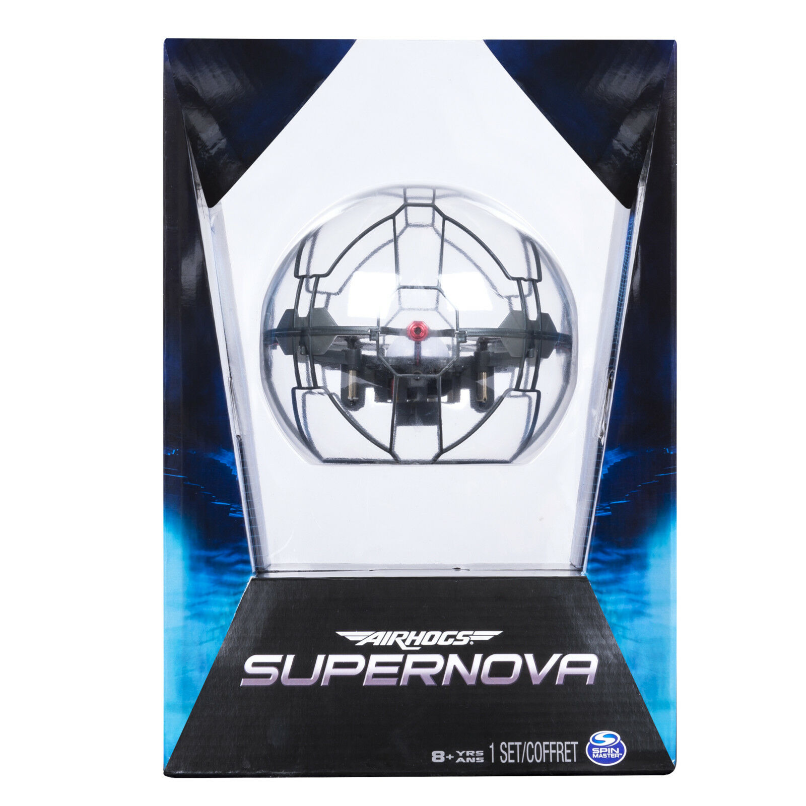 Air Hogs Supernova, Gravity Defying He-Controlled Flying Orb,  for Ages 8+  vendita outlet