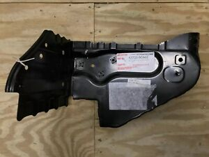 2014-2019 Toyota Tundra Drivers Side Radiator Support Bracket; Made Of Steel Partslink TO1225438