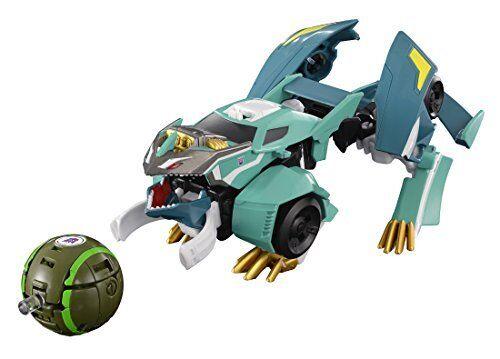 NEW Transformers Adventure TAV47 Crazybolt TAKARATOMY from Japan F//S