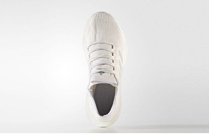 adidas PureBOOST Clima Mens UK 7 EU 40 2/3 BA9058 White Running Shoes Trainers BA9058 2/3 15e894