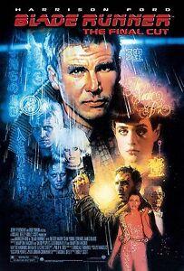 Blade Runner 1982 Vintage Movie Poster A0-A1-A2-A3-A4-A5-A6-MAXI 421 | eBay