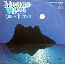 """7"""" 1982 KULT IN MINT- ! LOUISE TUCKER : Midnight Blue"""