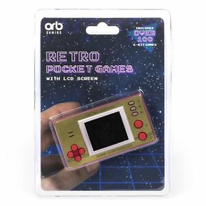 Retro-Pocket-Games-16-in-1-1-8-034-LCD-Screen-8-bit-Kids-Travel-Toy