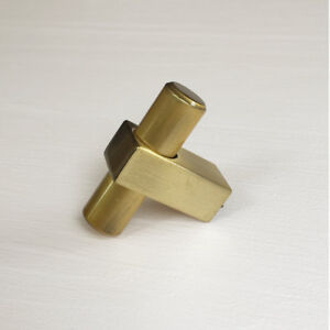 Image Is Loading Brass Cabinet Knobs Mid Century Knobs Brass Cabinet