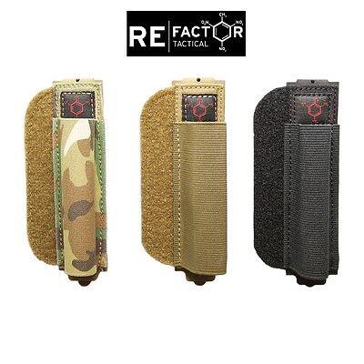 RE Factor Tactical Buttstock Tourniquet Holder-Multicam-Coyote-Ranger-Black