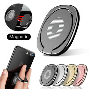 magnet handyhalter ring 360 rotation handyst nder fingerring f r iphone samsung ebay. Black Bedroom Furniture Sets. Home Design Ideas