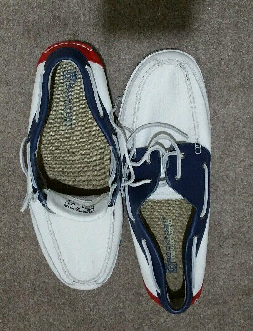 Rock port men's shoes. 100% authentic. Size 13 USA.