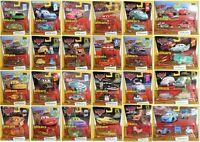 C Disney Pixar Modellini Film Cars Mattel 1:55 Autos Metallo Giocattolo Die cast