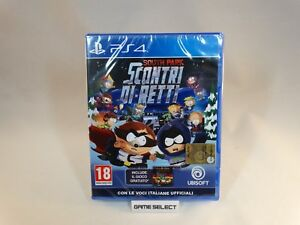 SOUTH-PARK-SCONTRI-DI-RETTI-FRACTURED-BUT-WHOLE-PS4-PAL-EUR-ITA-ITALIANO-NUOVO
