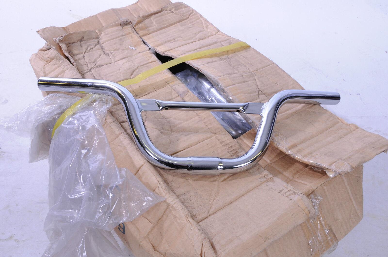 LOTTO all'Ingrosso Job 25x Bicicletta BMX Manubrio 470mm CROMATO CICLO MANUBRIO nn.