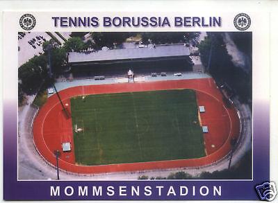 Staduim Postcard Mommsenstadion TeBe Berlin Views