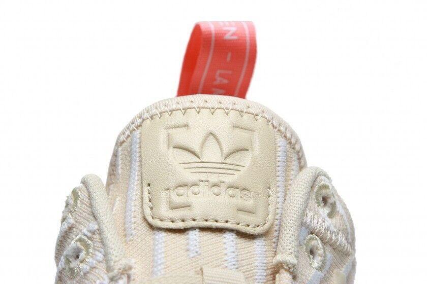 Adidas Adidas Adidas nmd r2 - pk primeknit bettwäsche beige khaki - tan rosa frauen schuhe ba7260 sz 9,5 bc4cac