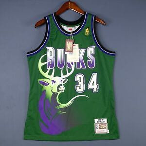 separation shoes 9afb7 941b4 discount ray allen bucks jersey 1f263 29bcf