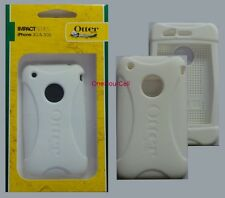 OtterBox Impact Series Case Skin for Apple iPhone 3G & 3GS White 77-19478