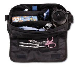 Medical-Supplies-Bag-Nurse-Travel-Nursing-Medic-Kit-Tote-Organizer-Bag-Black-DIY