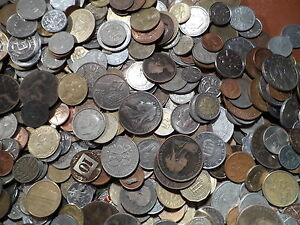 Details about 300 coins world plus british mixed World Coin Collections 300  coins Bulk Lots