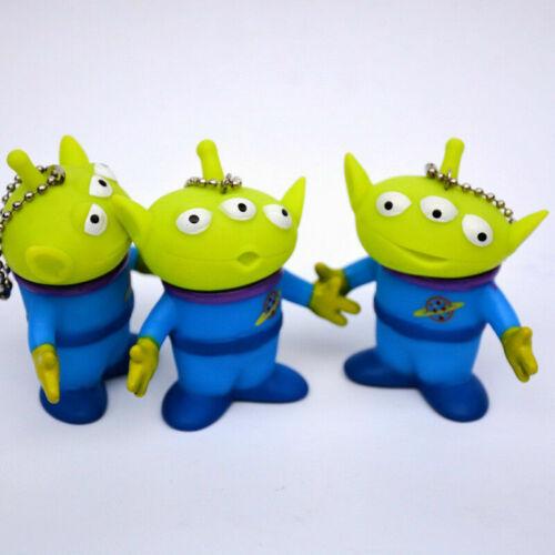 Toy Story Alien Disney Figure Pixar Woody Action Toys Figures Buzz New Gift