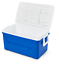Igloo 48 Qt Laguna Cooler Ice Chest Blue Drinks Storage Sports Camping Picnic