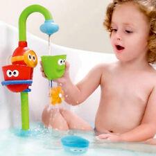 Kids Baby Gift Cartoon  Flow 'N' Fill Spout Bath Educational Learning Toy 1 Set