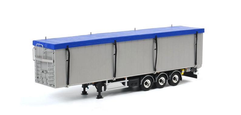 WSI 03-1067 échelle 1 50 Cargo Floor Trailer