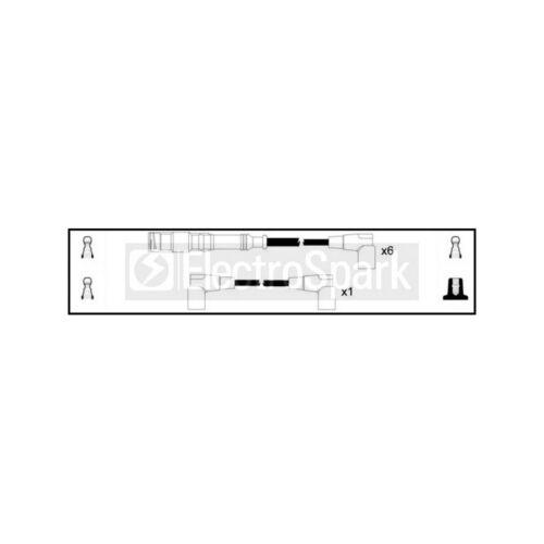 SEL SAE//M4 connessione electrospark HT Lead MERCEDES Classe S W126 300 SE