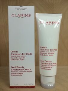 Clarins Foot Beauty Treatment Cream 4oz / 125ml *NEW IN ...