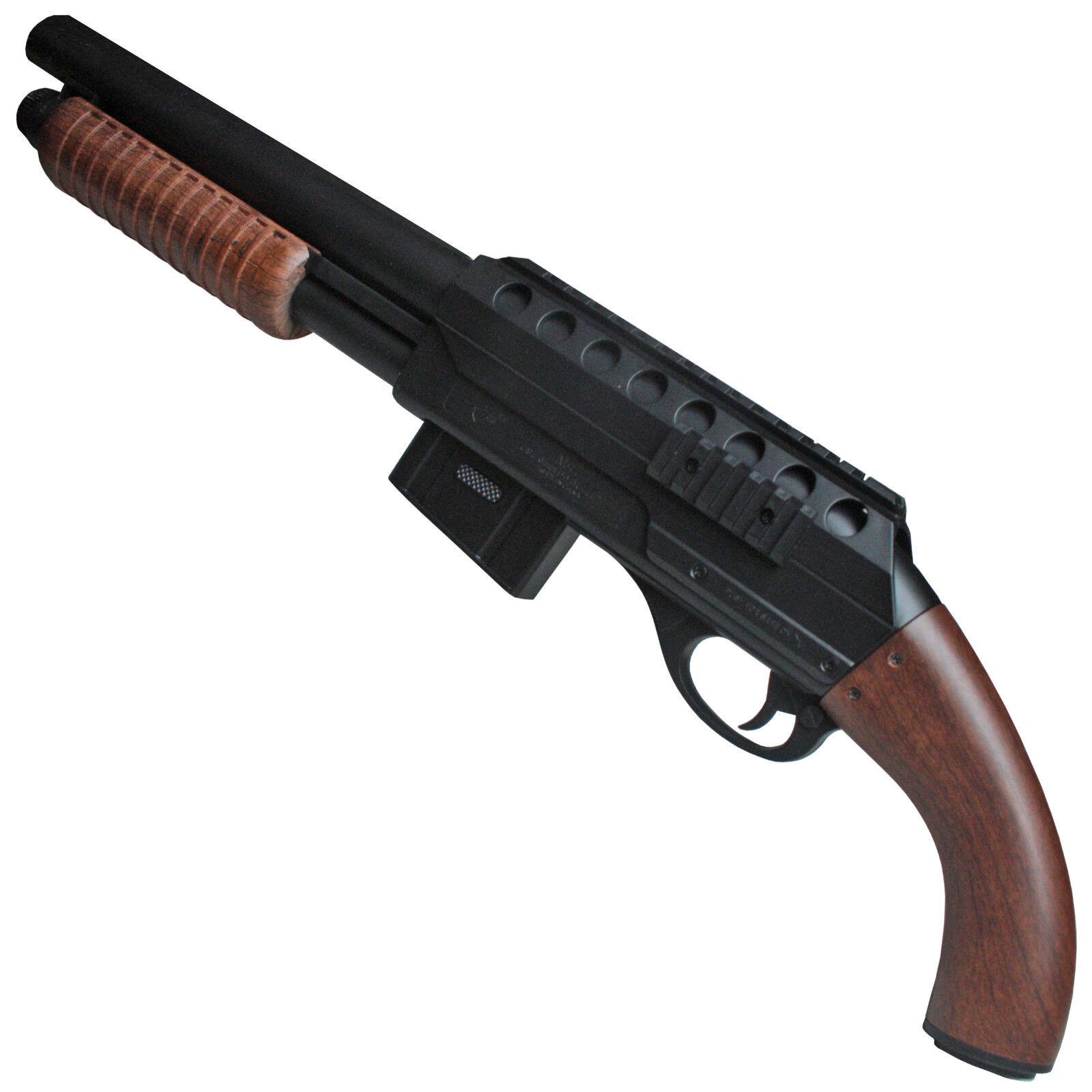 BGS M47C1 M47C1 M47C1 Pumpun mit Ladehilfe Softair Gewehr mit Zubehör 6 mm <0,5 Joule 7fb684