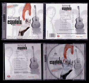 BEATLES-IN-SPANISH-GUITAR-SPAIN-CD-2004-10-TRACKS