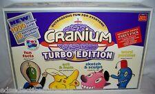 Cranium ©2004 CRANIUM TURBO EDITION Party Game UNUSED