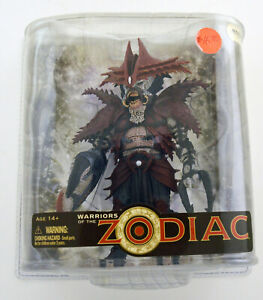 Aries MCFARLANE TOYS Spawn Warriors of the Zodiac MOC GV