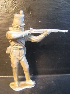 54MM  RECAST  1812 WAR BRITISH ARMY INFANTRY #4