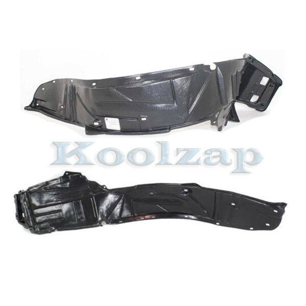 05-06 RSX Front Splash Shield Inner Fender Liner Panel