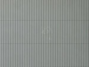 Capable Auhagen 52433 1 Décor Plaque Trapèze Tôle Gris En Vrac, 100 X 200 Mm + + Neuf-afficher Le Titre D'origine