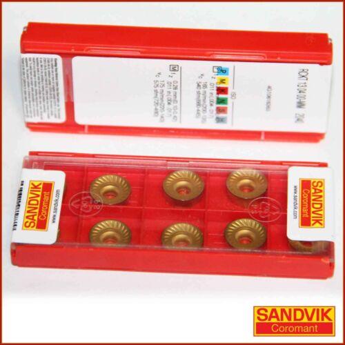RCKT 130400 MM 2040 SANDVIK *** 10 INSERTS *** 1 FACTORY PACK