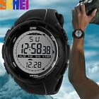 SKMEI 2016 Men  Dive Swim Watch LED Digital Outdoor Sports Military Wristwatches