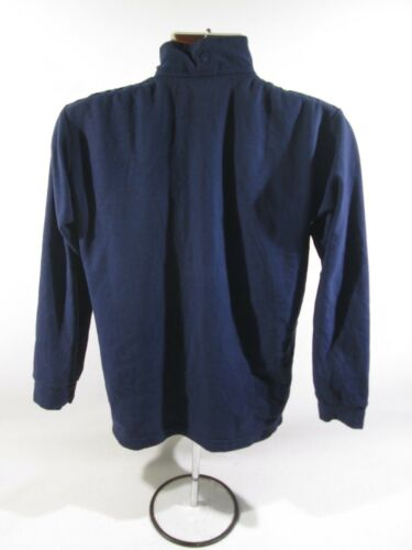 Ex Police Blue Keela 100/% Polyester Fleece With Zipped Fastening