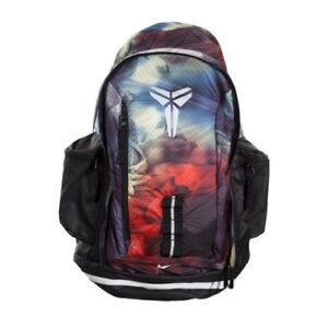 reputable site bd9d1 2518e Image is loading Nike-Kobe-11-XI-Max-Air-Backpack-MultiColor-