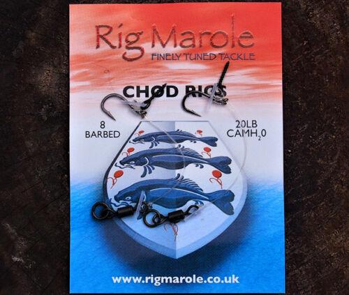 Rig Marole Chod Rigs All Sizes