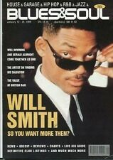 Will Smith on Blues & Soul Magazine Cover 1999    Prince    Gerald Albright