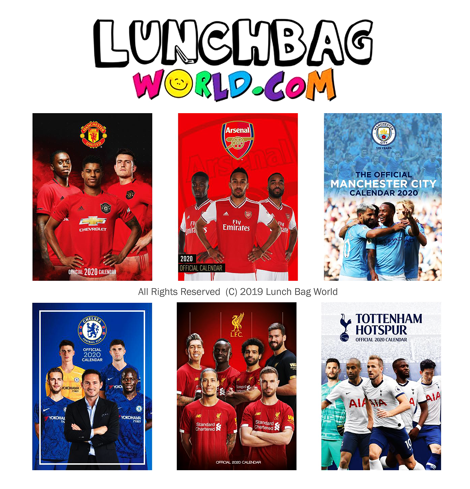 Official Diary Manchester United Football Diary 2019 FREE FAST P/&P!