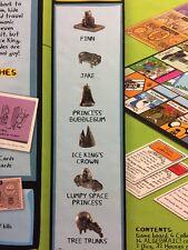 Adventure Time Monopoly Metal Replacement Part Token PRINCESS BUBBLEGUM Pewter