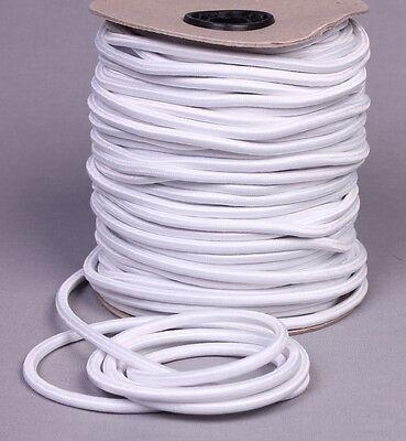Einfach gummikordel Expandeseil Rundgummi Gummiseil Ø5mm Weiß 3m 5m 10m Reichhaltiges Angebot Und Schnelle Lieferung 0,80€ M