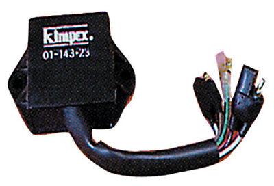 Imported CDI Box for Snowmobile JOHN DEERE SPORTFIRE 440 1980-1984