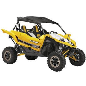 NEW-RAY-1-18-YAMAHA-yxz-1000r-Diecast-Modelo-Juguete-todoterreno-Buggy-ATV