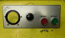 Hobart Mixer Start Stop Timer 220 Volt Kit M802 80qt Amp V1401 140qt Up To Run