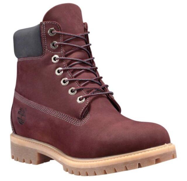 timberland 6-inch premium boot kinder dark port